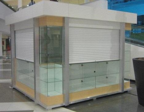 Kioscos islas y kioscos para centro comercial for Kioscos de madera baratos