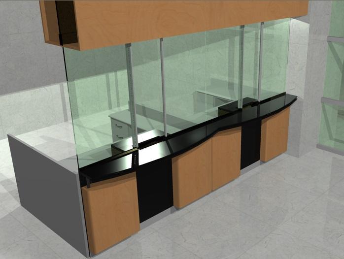 Mostradores para tiendas mostradores de comercio - Mostradores para oficinas ...