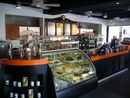 Mostradores Para Tiendas Mostradores De Comercio Mostradores Para - Diseo-cafeterias-modernas